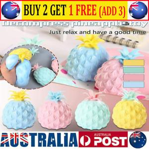 Pineapple Ball Fidget Sensory Toys Anti Stress Squeeze Balls Anxiety Reliever OZ