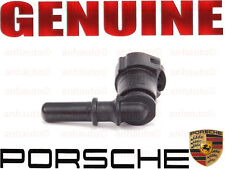 GENUINE  Porsche Cayenne 03-10 Fuel Line Connector Pump to Filter Flange New