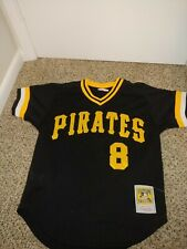 New listing Pittsburgh Pirates Willie Stargell Mitchell And Ness Jersey Size Large