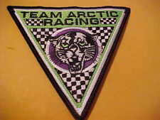 1970S Team Arctic Cat Snowmobile Patch Old Stock Unused 5 X 4 1/4 Inch