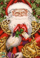 Cross Stitch Chart / Pattern ~ Mirabilia Vintage Christmas Santa Claus #MD120
