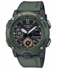Casio G-Shock Carbon Core Guard Structure Rubber Strap Men's Watch GA2000-3A