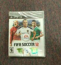 FIFA Soccer 12 (Sony PlayStation 3, 2011) Brand New