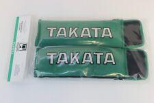 """78008-H2 Takata© Comfort Pads 1 Pair - 3""""  GREEN"""