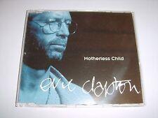 ERIC CLAPTON - Motherless Child German 1994 Reprise promo CD
