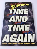 DC Comics  Superman Time And Time Again   Graphic Novel