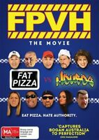 Fat Pizza Vs Housos DVD : NEW