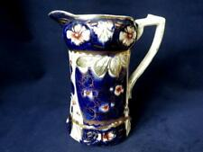 19th c Gaudy Welsh Jug