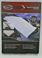 "Magnetic Windshield Cover 63"" x 37"" with Storage Pouch A7-4"