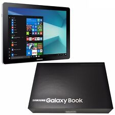 "BNIB 10.6"" inch Samsung Galaxy Book 64GB Silver Wi-Fi 2-in-1 PC Windows Tablet"