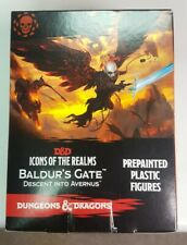 D&D Icons of the Realms miniatures-Baldur's Gate:Descent into Avernus