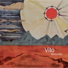 Vito - Monument - CD   Rock / Alternative & Indie