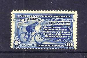 US Stamps - #E6 - MNH - 10 cent 1902 Special Delivery Issue  - CV $500