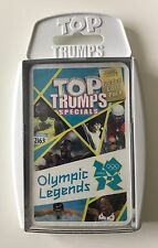 Top Trumps - Olympic Legends 2012 Golden Card Pack