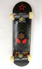 Teck Deck 96mm Alien Head Die Cast Fingerboard Skateboard