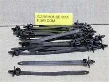 25 Cable Straps Auveco #14298 Honda & Mazda Auto Car Truck Wireing Clips
