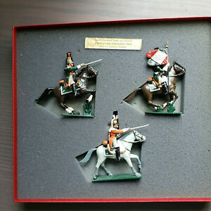 0711 Tradition of London French Line Dragoons 1812