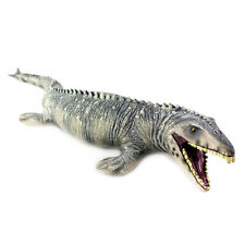 Jurassic Big Mosasaurus Dinosaur Toy Soft PVC Action Figure Hand Model Toys Gift