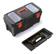Werkzeugkoffer Werkzeugkiste Werkzeugkasten Transportbox groß abschließbar leer