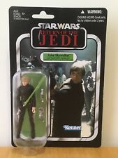 Star Wars The Vintage Collection LUKE SKYWALKER Jedi Knight Outfit NIP 2010