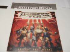 BROTHERS OF SWORD-UNITED FOR METAL CD,MANOWAR,RUNNING WILD,GRAVE DIGGER,RAGE,DIO