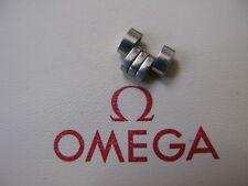 NOS Omega Donna Perline In Acciaio Inox del collegamento di riso per bracciale No. 5404
