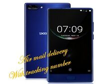 DOOGEE MIX 5.5 Inch Android 7.0 6GB RAM 64GB ROM Helio P25 Octa-Core 2.5GHz 4G S