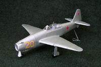Modelik 18/04 -  Jakowlev Jak-17 Feather      1:33   mit Lasercutteilen