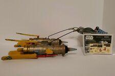 1998 Hasbro Star Wars Episode 1 Anakin Skywalker's Pod Racer Complete