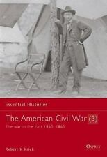 Osprey Publishing Essential Histories 5 - The American Civil War