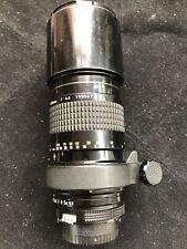 Nikon-Nikkor 300mm f/4.5 ED-nonIF Ai