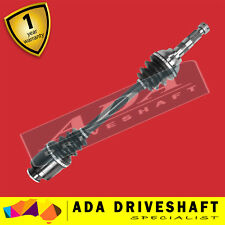 TOP QUALITY NEW FRONT CV JOINT DRIVE SHAFT  TO SUIT SUBARU BRUMBY 82-94