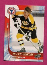 2016 HOCKEY CARD DAY # CAN-12 BRUINS BOBBY ORR   MINT (INV#6792)