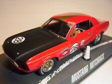 Pioneer Ford Mustang Notchback 1968 #28  P039 Rarität Autorennbahn 1:32 Slotcar