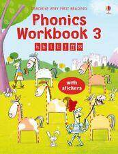 Phonics Workbook 3 vom Usborne Verlag