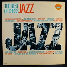 THE BEST OF CHESS JAZZ-Various Artists Jazz Album-CHESS RECORDS #CH2 6025