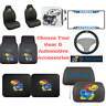 NCAA Kansas Jayhawks Choose Your Gear Auto Accessories Official Licensed
