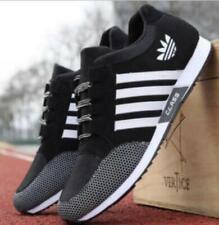 Мужские спортивные кроссовки для активного спорта бег повседневная обувь дышащая новая