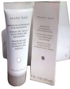 Mary Kay foundation Medium coverage Bronze 507
