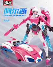 WEIJIANG Alsey Alloy Zoom Edition Transformers G1/G2 Alzen