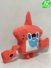 "RARE 12"" Rotom pokedex Plush Doll PNPL5327"