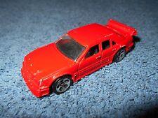 1997 HOT WHEELS MERCEDES C-CLASS RED 1:64 DIECAST CAR - NICE
