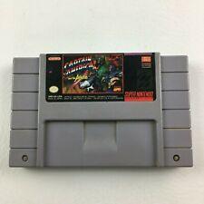 CAPTAIN AMERICA AND THE AVENGERS Super Nintendo SNES Game Cartridge