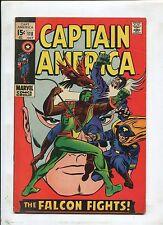 CAPTAIN AMERICA #118 (6.5) SECOND FALCON APPEARANCE 1969