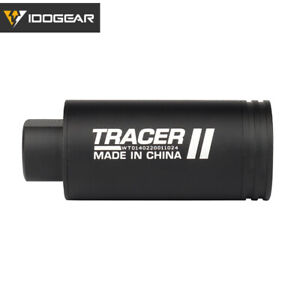 IDOGEAR Airsoft Gun Lighter S Pistol Rifle Paintball LED Toy Tracer Airsoft Army