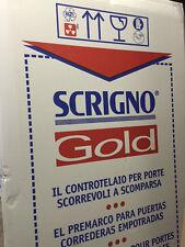 CONTROTELAIO SCRIGNO GOLD ORIGINALE 80X200 INTONACO 105