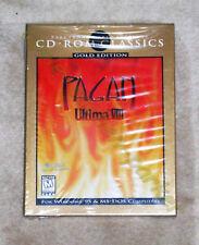 CD-ROM Gold Collectors Edition: Ultima VIII  - Pagan Ultima 8 für MS DOS IBM PC