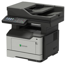 Lexmark MX521de 36S0800 Multifunction Duplex Mono LaserPrinter120v NEW!