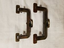 New listing 2 Henredon Artefacts Campaign Furniture Drawer Pull Scarce! Used, great shape