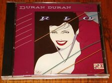 DURAN DURAN RIO ORIGINAL CD 1982